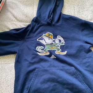 Norte Dame Fighting Irish Sweatshirt
